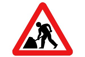 Temporary Traffic Regulation Order:- Water  Retexturing Works, Blaby District